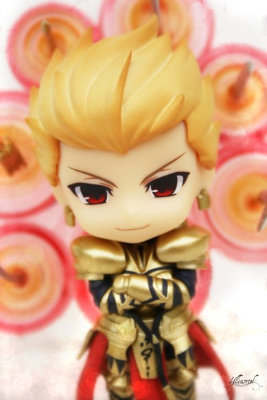 Gilgamesh - Fate/stay Night- - Nendoroid Good Smile Company